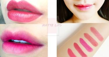 秒變韓妞!打造夏天好氣息的秘密在於啞緻唇妝!全新11款明亮唇色~締造最hot的女神妝感!