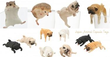 動物控看這邊!日本超治癒動物杯緣子,看著心情都好起來了啦