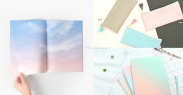 文具永遠不會嫌多!20款韓國小清新文具,希望你能趕得及在失心瘋之前完成購買!