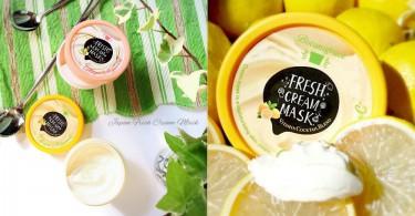 為了美便豁出去!學日妞把鮮奶油乳霜塗在臉上,皮膚立即好得閃閃發亮!