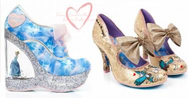 超華麗的玻璃鞋!夢幻度滿分的《灰姑娘》鞋履系列,感覺穿上瞬間變公主〜