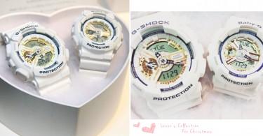 想跟你一起戴情侶錶!簡約風Lover's Collection情侶錶,天使魔鬼你愛哪個?