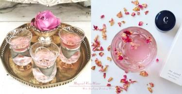 女神的專屬飲料!浪漫美顏「玫瑰水」,讓你從內而外散發動人魅力〜