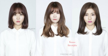 絕對是換髮型懶人包無誤!簡約韓式流行髮型20選,短髮、中長髮、長髮全都匯總在這裡!
