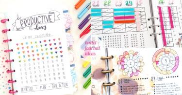 姐新一年就是要做個有規劃的人!10個手帳創意點子,來年再不會冷落我的手帳跟彩筆了!