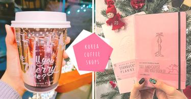 年末到韓國要瘋逛咖啡店!2017手帳 、「可以嫁給我嗎」咖啡杯~韓國人就是很懂在冬日製造浪漫驚喜!