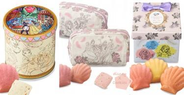 又換來搶購潮咯!日本推出迪士尼公主限量曲奇禮盒,姐很想把它們全都帶回家啊~