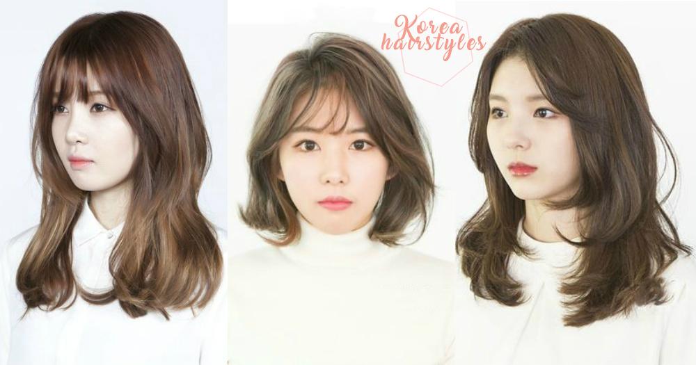 每次換髮型都好糾結!清新「韓式髮型」20 選,個性短髮、清新中長髮、魅力長髮一次送上~