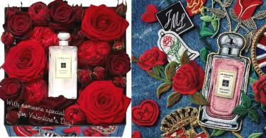 不用99枝玫瑰,送我玫瑰香水就可以了!浪漫滿溢的Jo Malone London情人節玫瑰系列〜