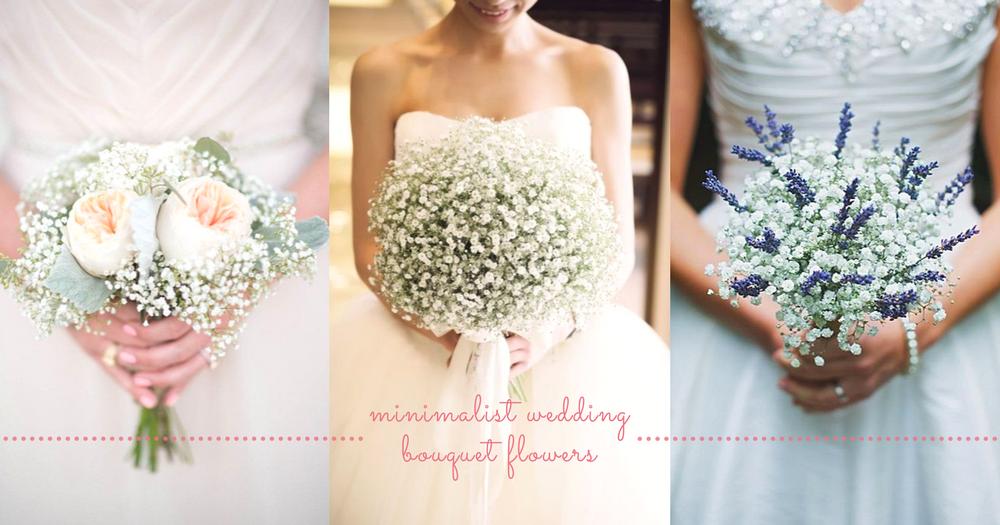 2017 的新娘就要走簡約優雅路線!15 個簡約氣質捧花靈感~看過就不會想捧著誇張的花束啦!