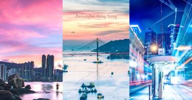 寫意醉人的自然魅力~每張相片都變成了唯美的明信片,就跟著她用心發掘出城市的美吧!
