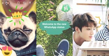 動態故事就是大勢!Whatsapp 推出新功能My Story,以後都可以秘密地更新狀態了~