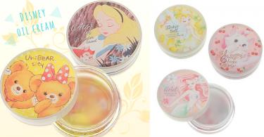12款超治癒迪士尼夢幻潤膚霜!單是可愛的瓶子已經令人心動~連瓶底都有透光圖案!