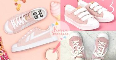 一定要筆記起來!4個韓妞最愛的球鞋品牌,常常出現在韓妞IG的原來就是它們!