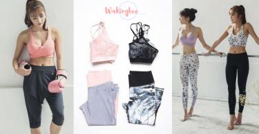 運動都要時尚!潮著泰國運動品牌「Wakingbee」,成為最時尚既運動健將!