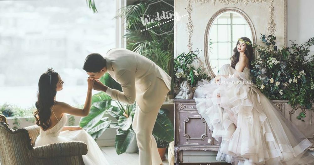 拍出最唯美浪漫的「韓式婚紗照」!香港也有韓式婚紗攝影店,捕捉你倆最甜蜜的瞬間~