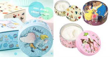 又要儲罐罐啦!迪士尼 x Steam Cream迷你版蒸氣乳霜~一套三款最岩同閨蜜一人一罐!