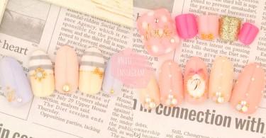 美甲女孩必定追蹤帳號!日本可愛粉嫩系美甲師帳號,錯過就失去好多好點子啊!