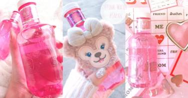 少女心要完全爆發了!為日本女孩推出特別版「粉紅水」,當日本女生也太幸福了!