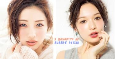 日妞肌膚水潤到發亮!原來她們都在瘋「泡泡美容」,還展開了日本藥妝搶貨新奇景!