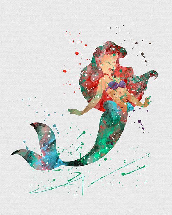 數一數二的美麗!30張美人魚公主Wallpapers,就讓你每天都有不同模樣的人魚公主陪伴著! - Girls 女生日常