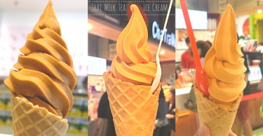 請你裝滿我的甜點胃!曼谷大人氣香濃泰式奶茶軟雪糕,去泰國旅行絕對不能錯過!