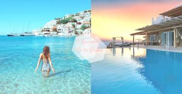 希臘比你想像中更好玩!9個你不知道的迷人希臘特有魅力,女孩絕對不能錯過的浪漫地方!