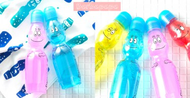 夏天就係要連汽水都係粉紅色!日本「泡泡先生波子汽水」,超可愛外貌絕對令你心都融!