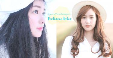 美白最新關鍵字,就是「光度」!4步打造出韓國女生水光肌~美白不單單是白就行啊!