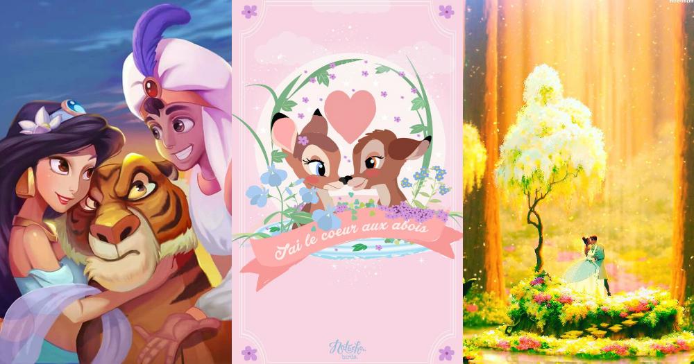 依個係女仔都愛迪士尼既原因!15句迪士尼經典愛情語錄,等你尋找最純真既戀愛~
