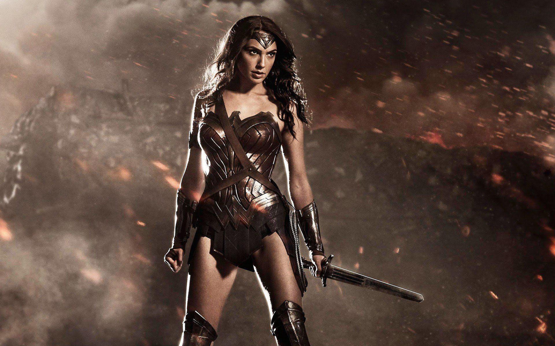 【Wonder Woman 也是不懂撒嬌的女人】