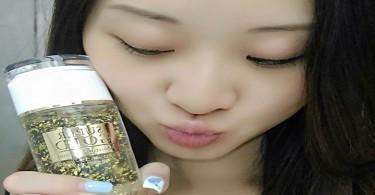 【平民價貴婦級保養日本大國藥妝店必敗金箔化妝水】