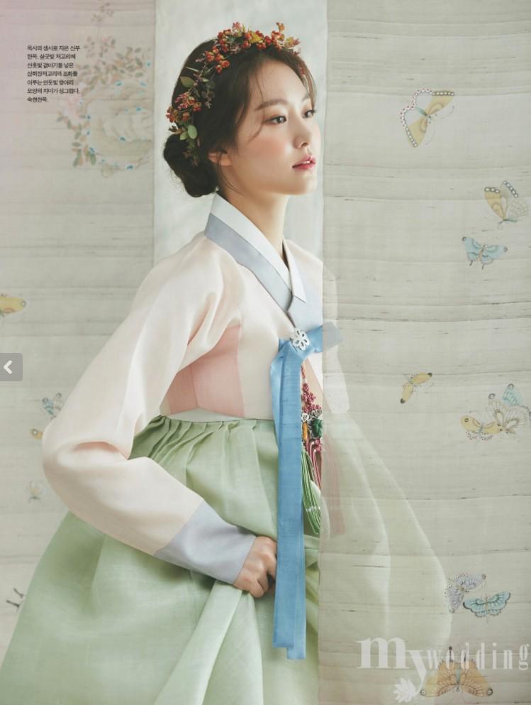 化身韩国古装剧新娘!唯美优雅韩服婚纱相,满足你浪漫满溢嘅少女心