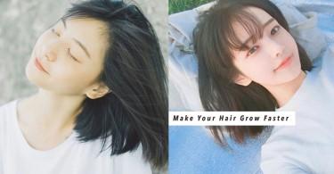 跟著潮流剪短髮,今天後悔了!4個小秘訣…讓頭髮超快速生長