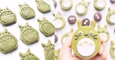 「宮崎駿龍貓」烘培週末~超吸睛龍貓曲奇,只需1件工具!