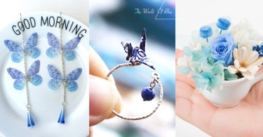 生活不能少了一抹藍!15款藍色小物,讓清新的藍調療癒你的心靈〜