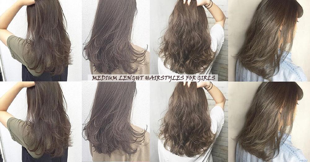 比直髮好看太多了吧!9款冷色系中長自然捲髮,好看的髮型絕對是加分的關鍵啊~