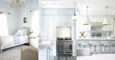 我家也可以是希臘小屋啊!20款『粉藍X白』清新家居設計,以後都不用花錢出國渡假嘍~