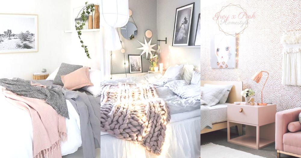 我可以在這賴一輩子不出門!25款「灰粉色家居」,這絕對是夢想家居的專屬配色無誤!