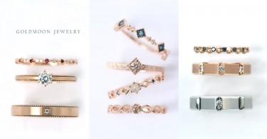 20+的你應該送自己一隻戒指!戴上唯美精緻的指環,讓自己如同寶石般閃爍耀眼〜