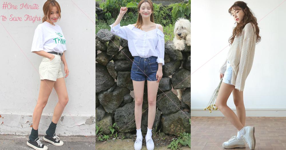 慵懶女孩也可以瘦身啊!1分鐘輕鬆瘦大腿簡單動作,現在就要為夏天做好準備呢~