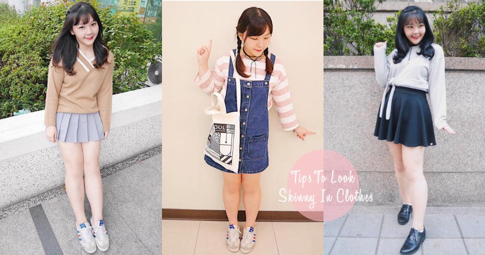 「棉花糖女孩」都可穿得顯瘦好看!火速追蹤台灣女生的穿搭IG,其實微胖女才最受歡迎啊〜