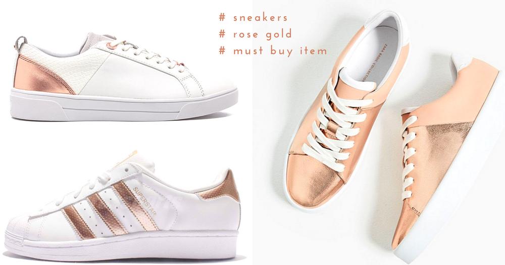 不只手機、手錶,連鞋都要玫瑰金! 8 雙超氣質玫瑰金鞋款~間中就想為造型添上亮麗的女生氣質!