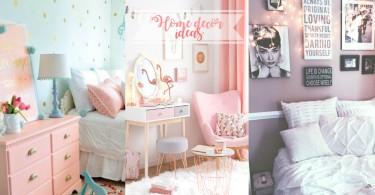 再小的房間都要有格調!6個家居佈置點子,把蝸居變身成有質感的夢幻小空間!
