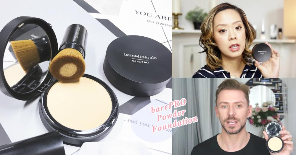 一個月預售超過1000件!英美化妝師及Youtubers高度評價,最具人氣零瑕疵粉底,打造令人不易察覺嘅「輕透薄」妝感!