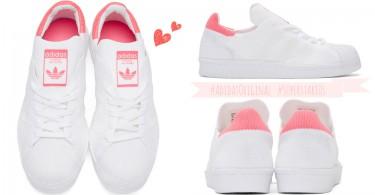 優雅女生的夢想球鞋~「Adidas Original Superstar」推出全新柔和春色 ,百搭又好看就是追擊少女心~