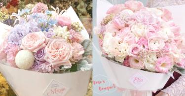 無可取代的玫瑰!超浪漫夢幻「唯美粉色系」玫瑰花束,男友求婚送這個好嗎?