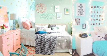 我願意宅在這裡不出門!30個「薄荷綠家居」擺設點子,洋溢著小清新的幸福氛圍!