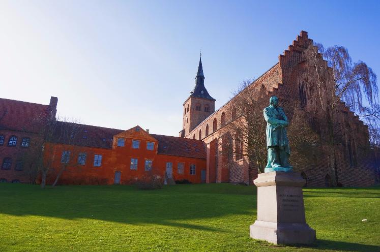 【丹麥的童話之城—安徒生出生地Odense】