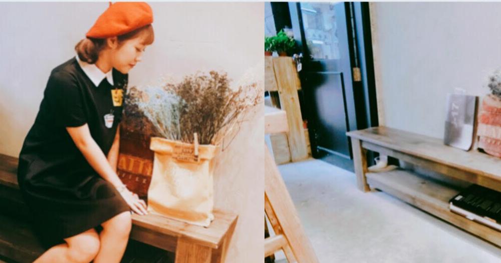 【香港原來有文具。咖啡店~好文青!  】